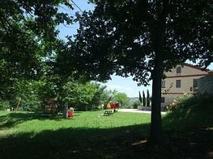 Casa Montale - Nordostsicht vom Garten aus gesehen - Foto Cl.-G. Matussek
